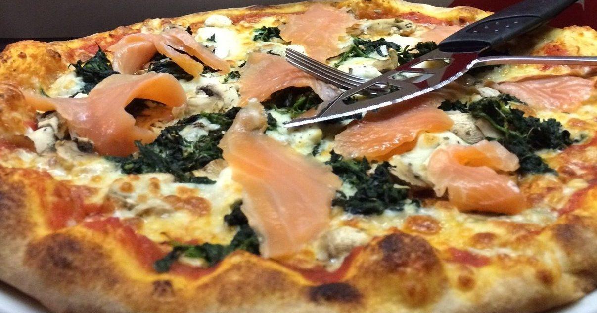 Pizza du Moment : LA CHABICHOU du 22 JANVIER AU 02 FEVRIER 2019