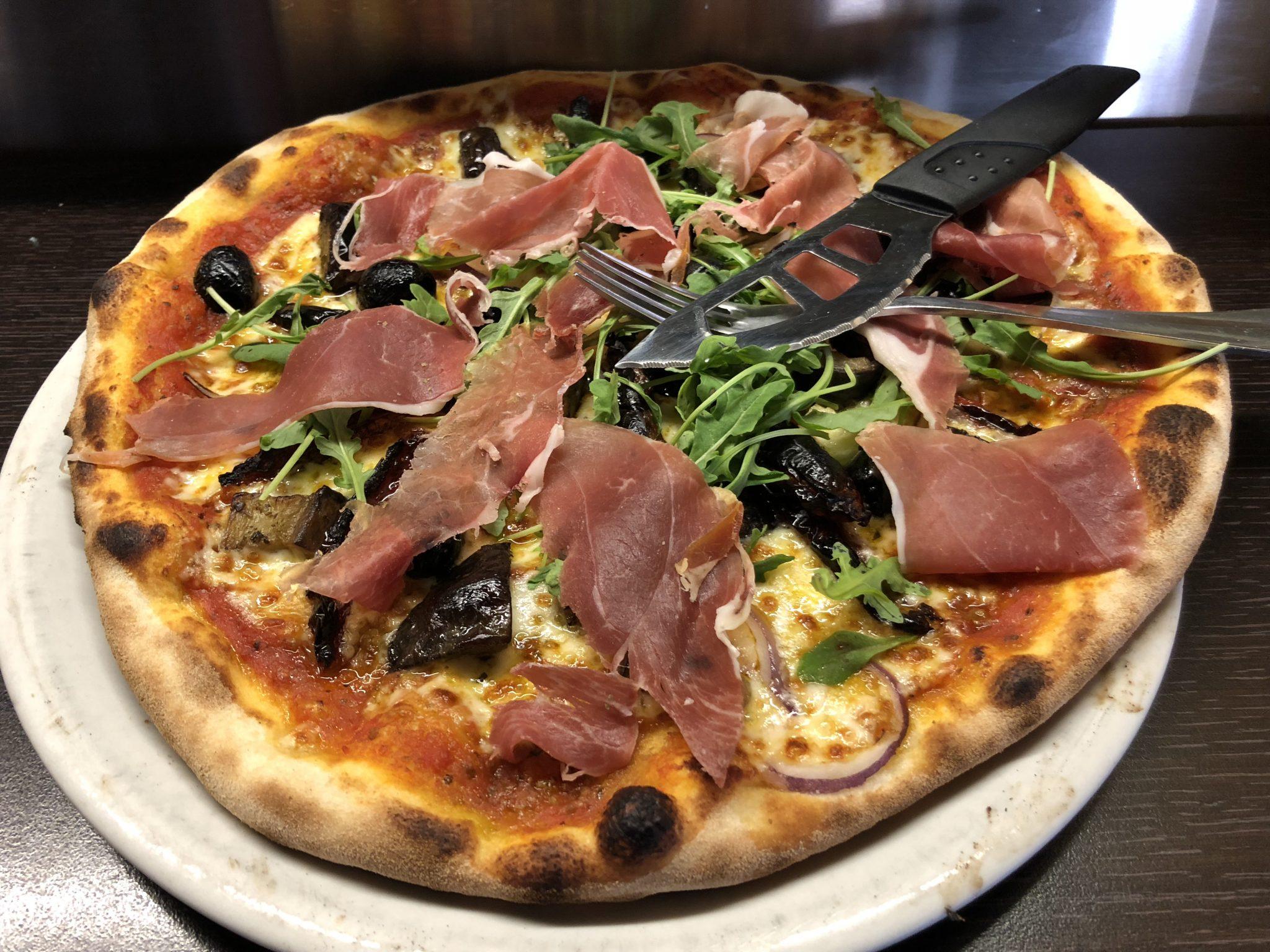 Pizza du Moment : LA PROVENCALE du 24 au 11 AOUT 2018.