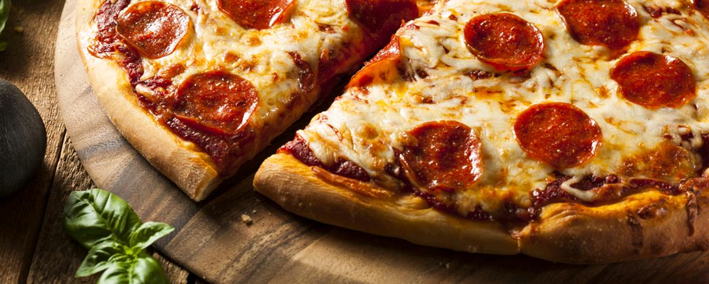 livraison pizza sur place à emporter