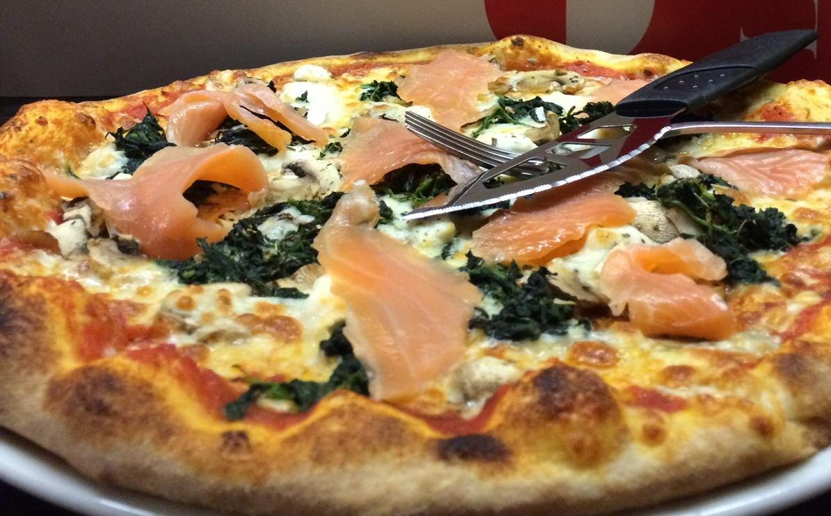 Pizza du Moment : L'A CHABICHOU du 14 NOVEMBRE au 25 NOVEMBRE 2017.
