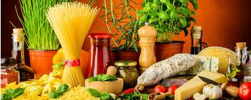 Carte et menu du restaurant italien